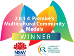winner nsw premier award